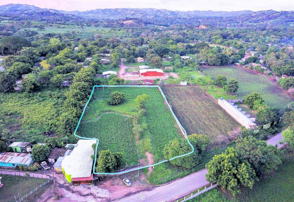 Commercial LOT for Sale in Tola, Rivas, Nicaragua