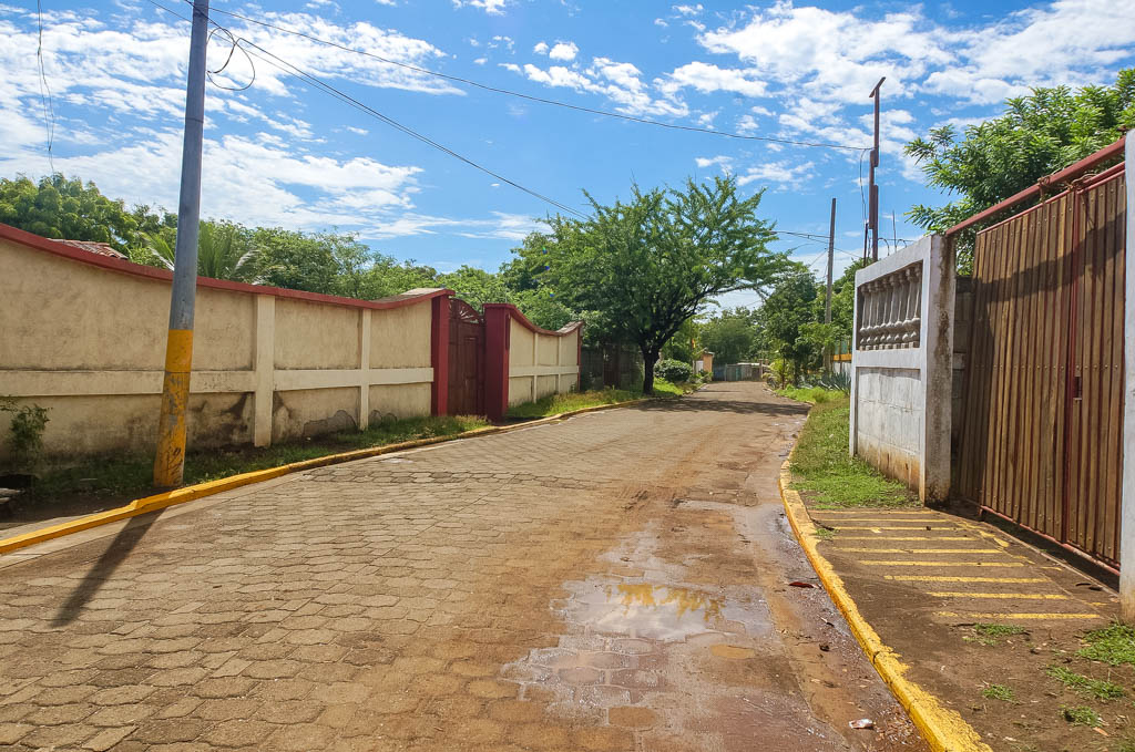 Ocean front lot for sale at Nicaragua (2)