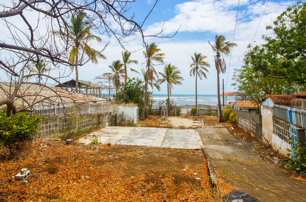 Ocean front lot for sale at Nicaragua (3)