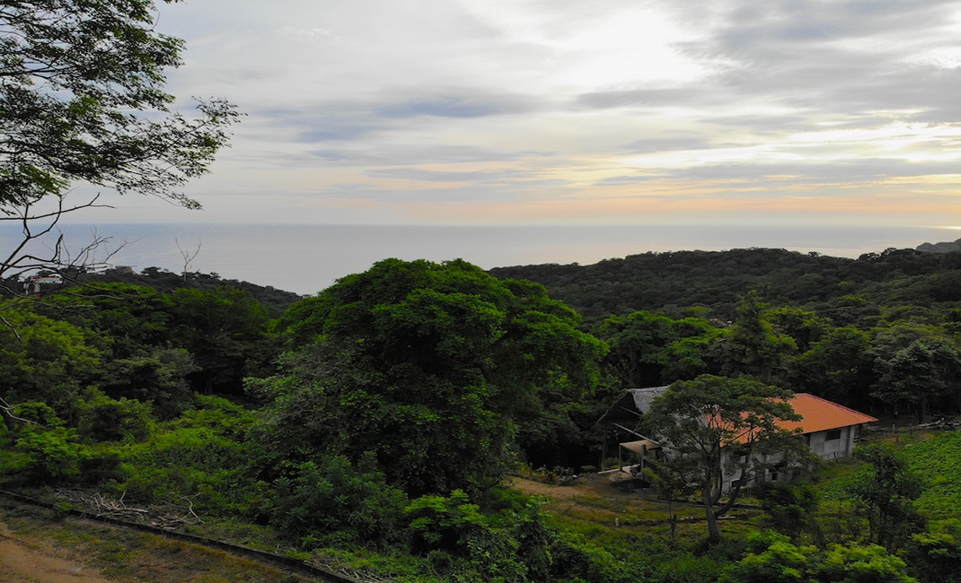 land-forsale-rivas-nicaraguaView from Lot 33